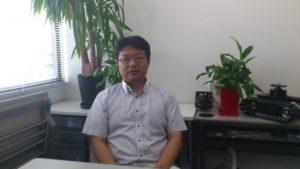 会社訪問禄『グローウィング株式会社』編写真
