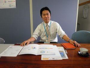 会社訪問記事『(株)テクニカルエンジニアリングサポート』写真