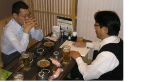 会社訪問禄『有限会社カナメディア研究所』編写真