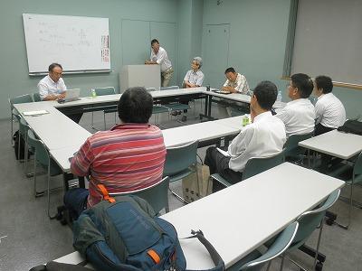 2015年8月運営会議写真