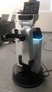 生活支援ロボットHSR