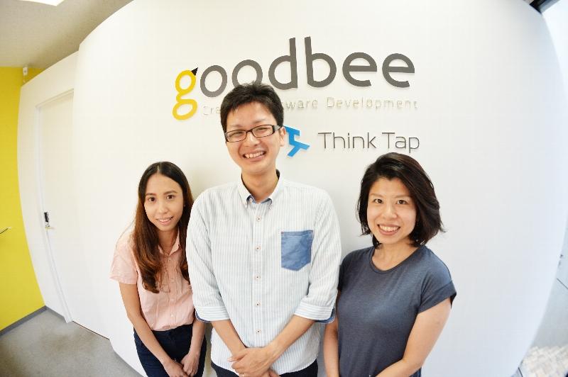 goodbee株式会社社員